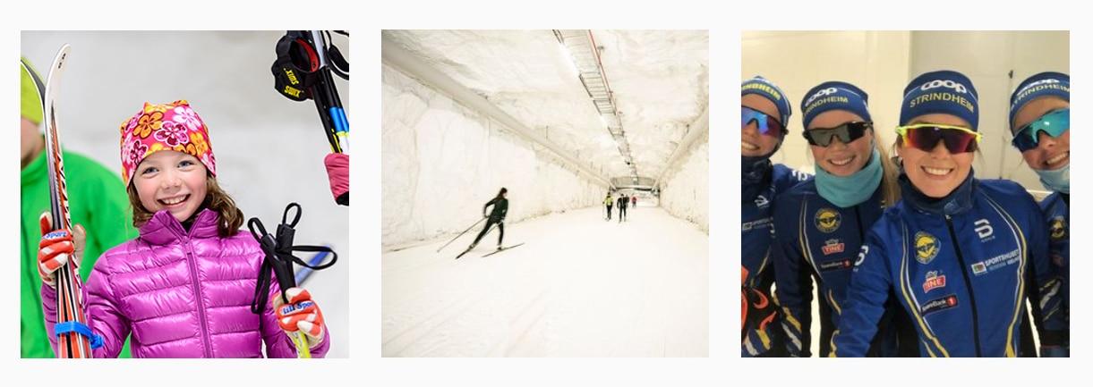 Mid Sweden 365 ski tunnel Gällö Revsund