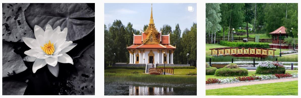 Thai Pavilion near Döda Fallet